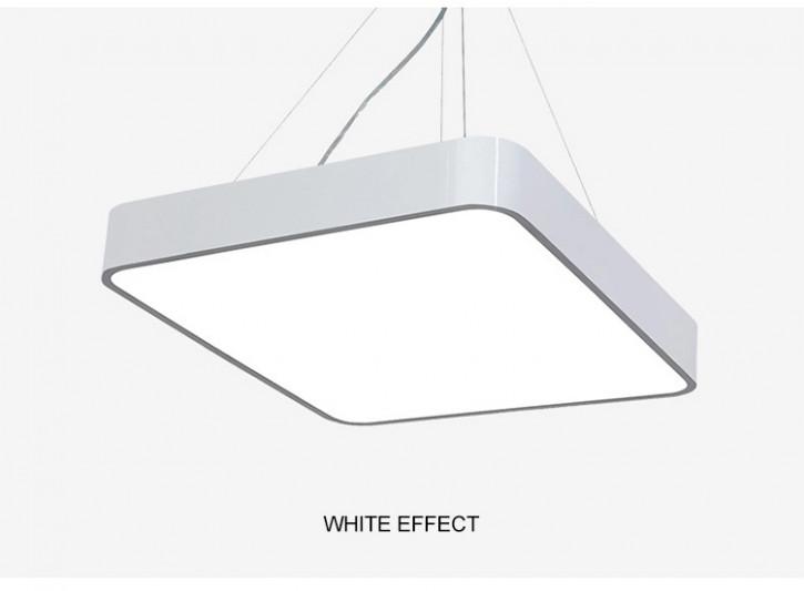 40w LED Deckenleuchte Full JXDD 400 eckig