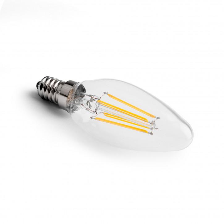 E14 4w LED Kerze Warmweiß 2700k