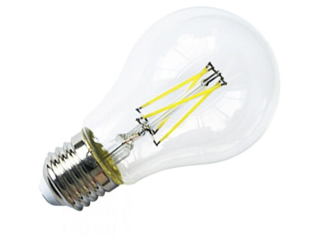 E27 6w LED Glühfaden Birne kaltweiß 6000k