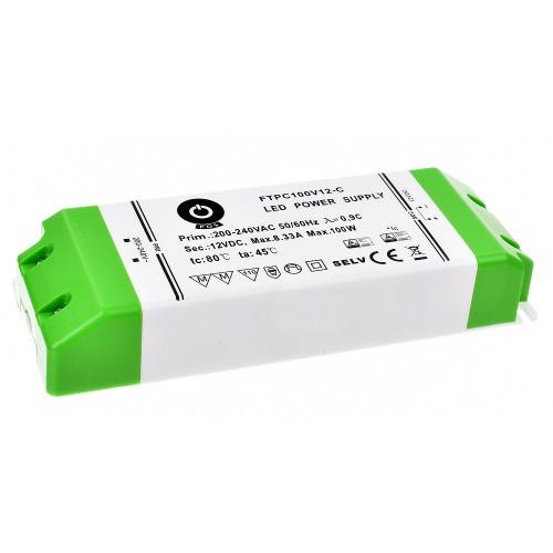 24v 100w FTPC100V24 MM Möbeleinbau Netzteil