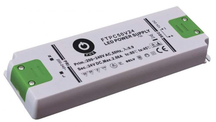 24v 50w FTPC50V24-D MM Möbeleinbau Netzteil direkt Dimmbar