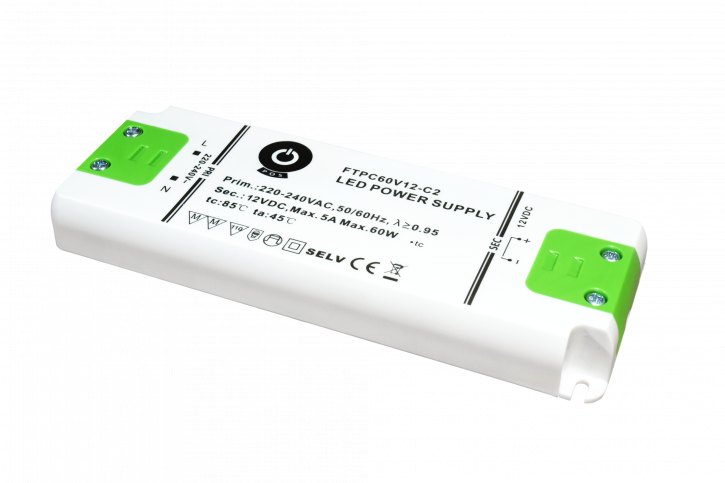 24v 60w FTPC60V24-C2 MM Möbeleinbau Netzteil