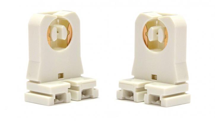 1 Paar 2 Stück G13 LED Röhren Anschluss