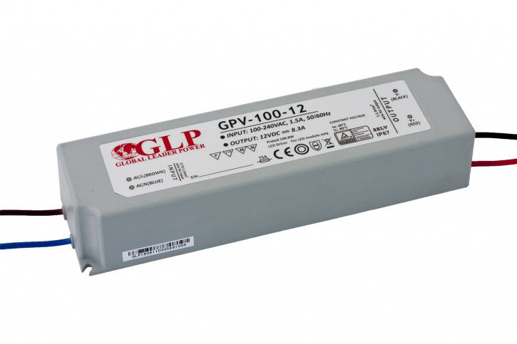 12v 100w GPV-100-12