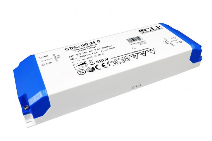 24v 50w GTPC-50-24-D MM Möbeleinbau Netzteil direkt dimmbar
