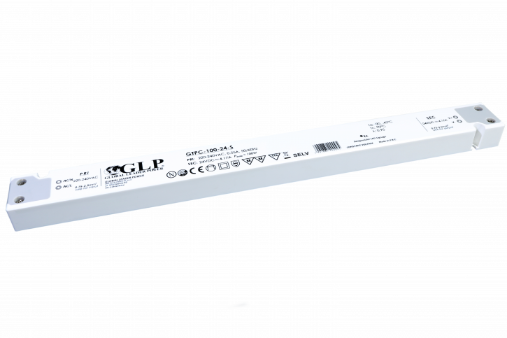 24v 100w GTPC-100-24-S Slim