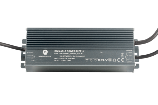 24v 320w Netzteil Dimmbar POS MCHQ320V24B