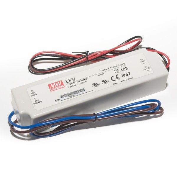 24v 150w MW LPV-150-24
