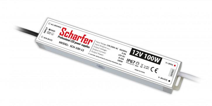 12v 100w SCH-100-12