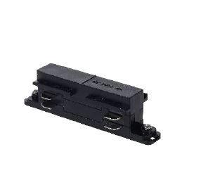 3 Phasen Mini Verbinder gerade schwarz XR-567-B