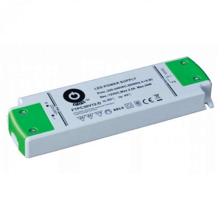 24v 30w FTPC30V24-D MM Möbeleinbau Netzteil direkt Dimmbar