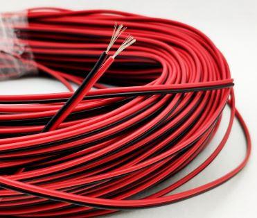 SMD Kabel 2 Polig 18AWG 100 cm