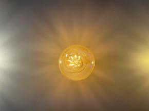 LED Filament Bulb E27 230v 8w 2200k dimmbar
