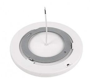 18w LED Auftputz-Panel Deckenleuchte Warmweiss Rund mit eingebautem Microwave Bewegungsmelder