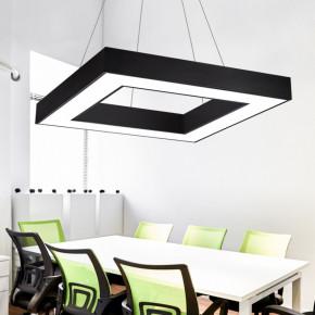 64w LED Deckenleuchte Frame ZFX 600 eckig