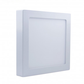 9w LED Auftputz-Panel Warmweiss Eckig