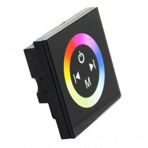 RGB Touch Wall Panel schwarz